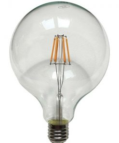 Bol lamp led filament dimbaar 12,5CM
