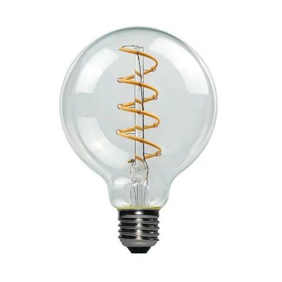 LED Lamp Twist 9,5CM 4W 2700K - DB Led