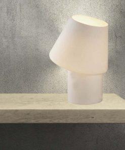 Tafellamp schuine kap Ipis