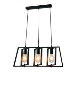 Hanglamp-Fausto-3-Zwart